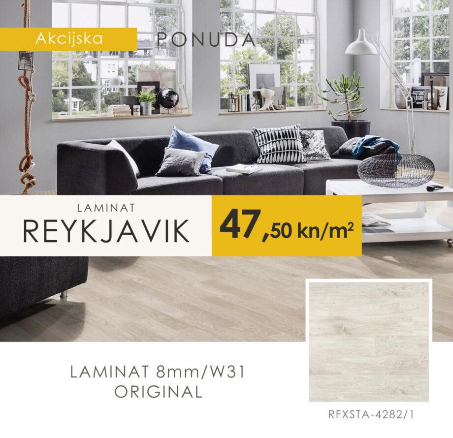 Akcija Hrast Rekyavik