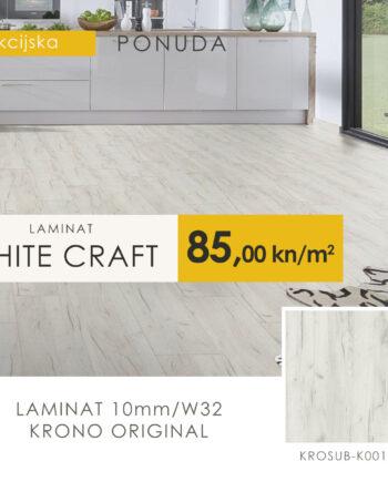 Akcija Hrast White craft